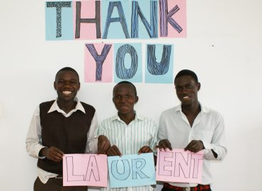 Thank you KIVA: Full Tuition Loans