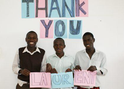 Thank you KIVA: Full Tuition Loans