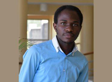 Romuald Ashuza – Ongoing student on 80 % Scholarship ( Student Spotlight )