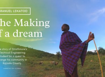 Meet Lekatoo – Electrical Engineering student from Kajiado with a bold dream