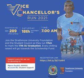 Vice Chancellor's Run 2021